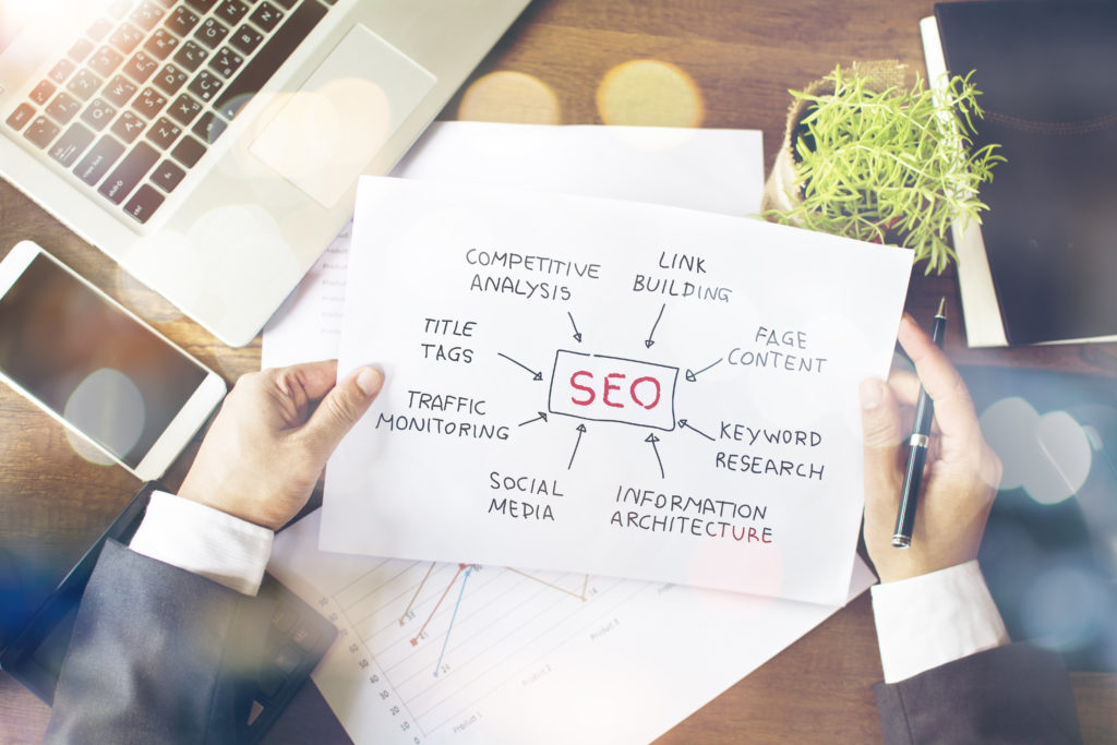 On-Site and Off-Site SEO